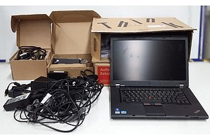 Lenovo Laptop and Assorted Spare Parts