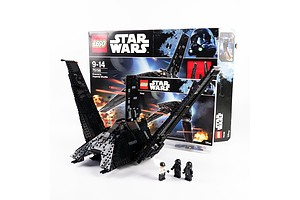 Star Wars Lego Krennic's Imperial Shuttle (75156) with Box and Booklet