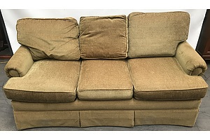 Drexel Heritage Three Seater Sofa