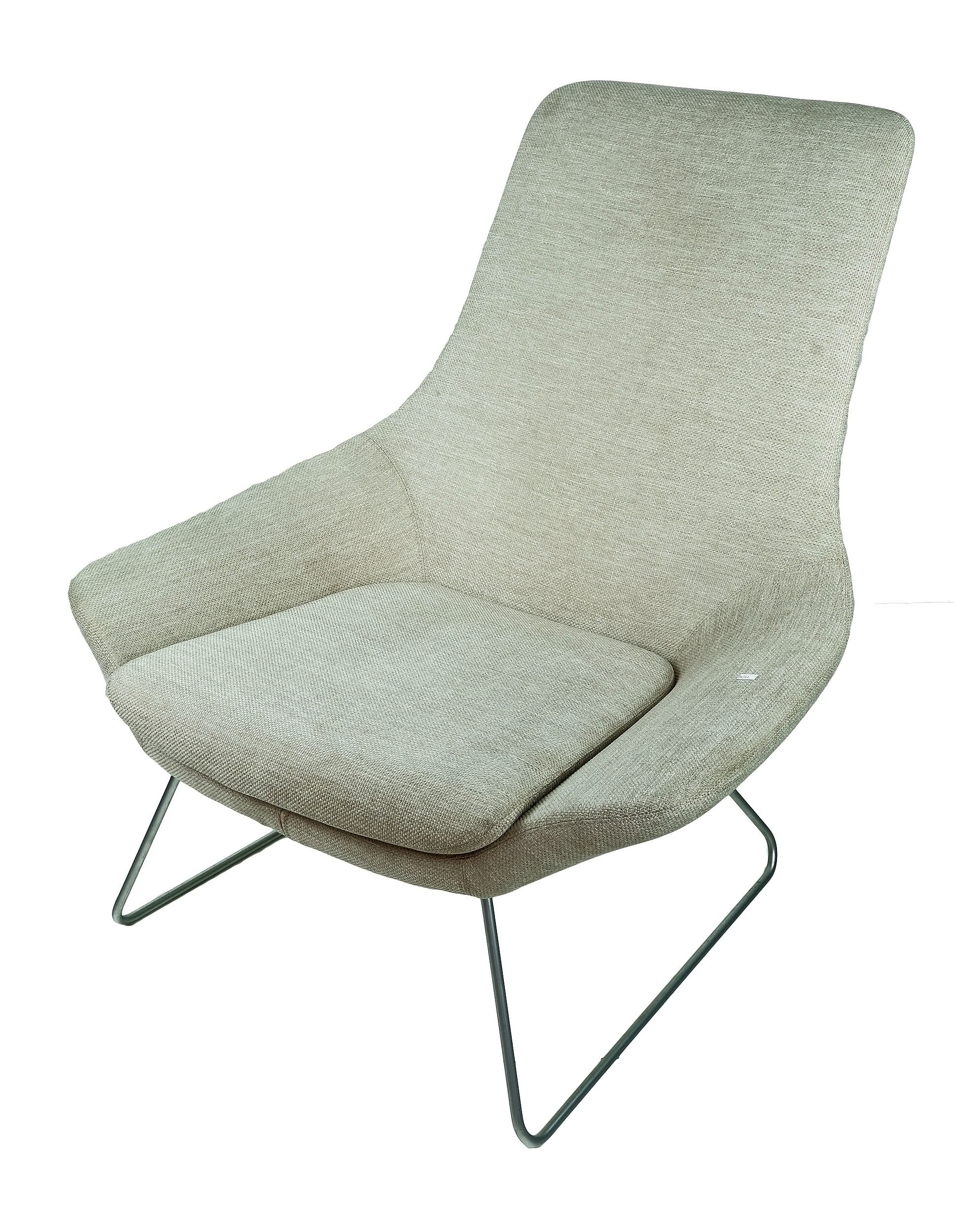 'Walter Knoll Flow Chair Designed by Pearson Lloyd'
