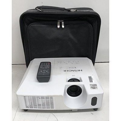 Hitachi (CP-X3011N) XGA 3LCD Projector