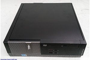 Dell OptiPlex 3020 Core i5 (4590) 3.30GHz CPU Small Form Factor Desktop Computer