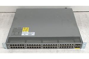 Cisco (N2K-C2248TP-1GE V03) Nexus 2248TP 1GE Fabric Extender Appliance