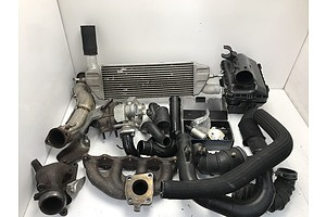 Mitsubishi and Other Turbo, Parts and Accessories