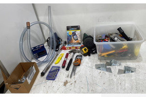 Lot of Tools and other Assorted Items