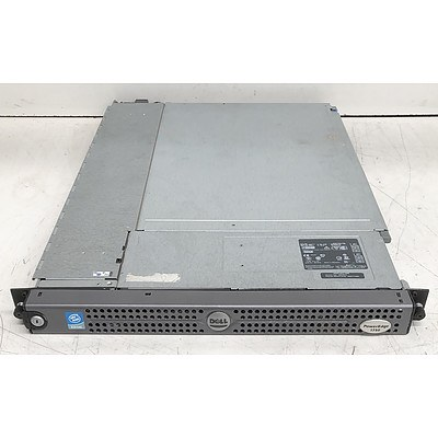 Dell PowerEdge 1750 2.40GHz CPU 1 RU Server
