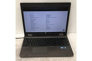 HP ProBook 6560b 15-Inch Core i5 (2520M) 2.50GHz Laptop