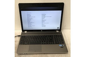 HP ProBook 4530s 15-Inch Core i5 (2410M) 2.30GHz CPU Laptop