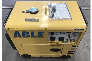 Able 4.6KW Diesel Generator