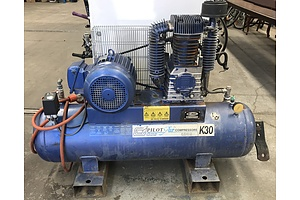 Pilot K30 Three Phase Air Compressor