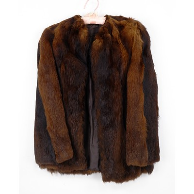 Vintage Women's Fur Jacket