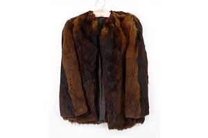 Vintage Women's Fur Jacket