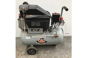 Super Works 2HP 21L Air Compressor