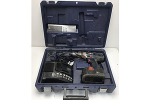 AEG 18V Drill Driver Kit