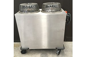 Rieber Commercial Plate Warmer