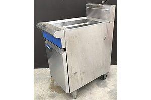 Blue Seal Double Basket Commercial Deep Fryer