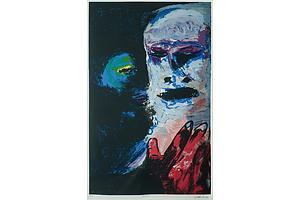 Arthur Merric Bloomfield BOYD (1920-1999), 'Macbeth', Screenprint 76/150