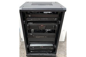 ServerEdge Media AV Chassis w/ Assorted Appliances