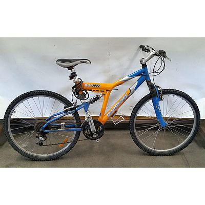 Learsport BW3000 21 Speed Mountain Bike