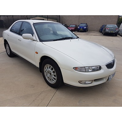 10/1994 Eunos 500   4d Sedan White 2.0L