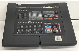 Martin Case Pro 1 Ctrl Lighting and Effects Console