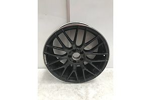Single 20 Inch AMG Wheel