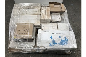 Assorted Lot Of Tiles