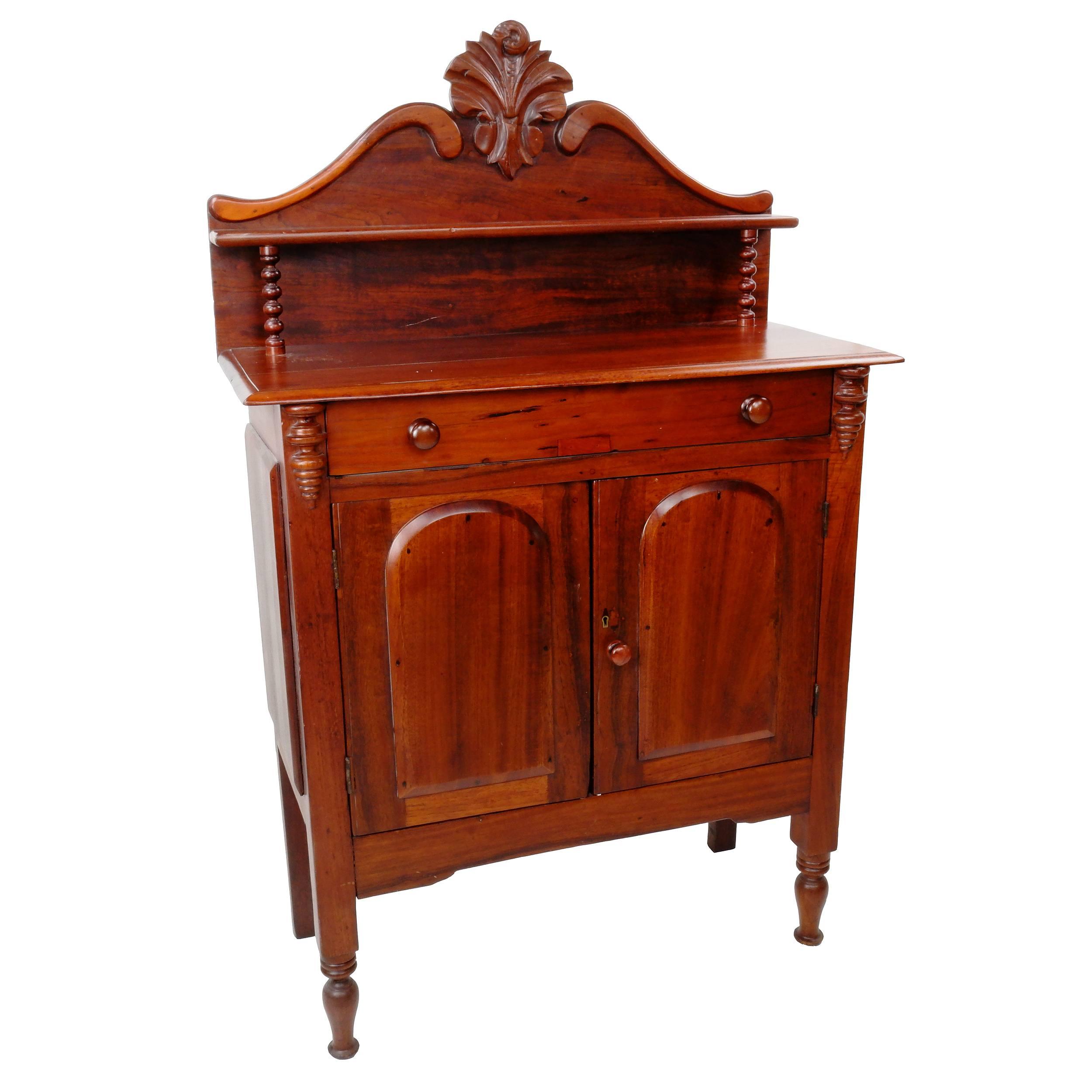 'Antique Australian Cedar Chiffonier, Late 19th Century'