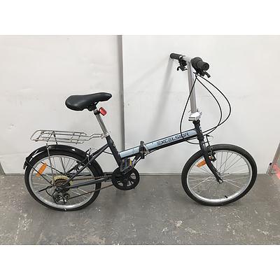 Excelsior Folding Bike