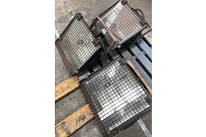 Sylvania BLS Elite Briteline Outdoor Flood Lights - Lot of Three