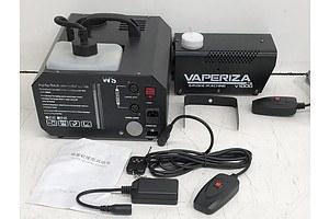 VAPERIZA v1000 & WS Professional DMX 1500W Smoke Machines