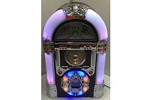 Lennox CD417 Jukebox Style CD Player And Radio
