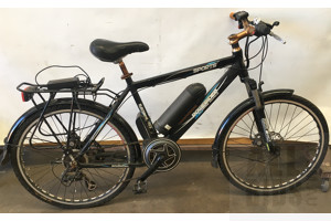 Power Rider Sports Electric Assisted Bike
