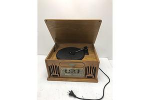 Watts CD Tape Record Player