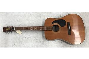 Terada Acoustic Guitar