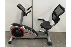 Endurance Exercise Bike With Heart Rate Monitor