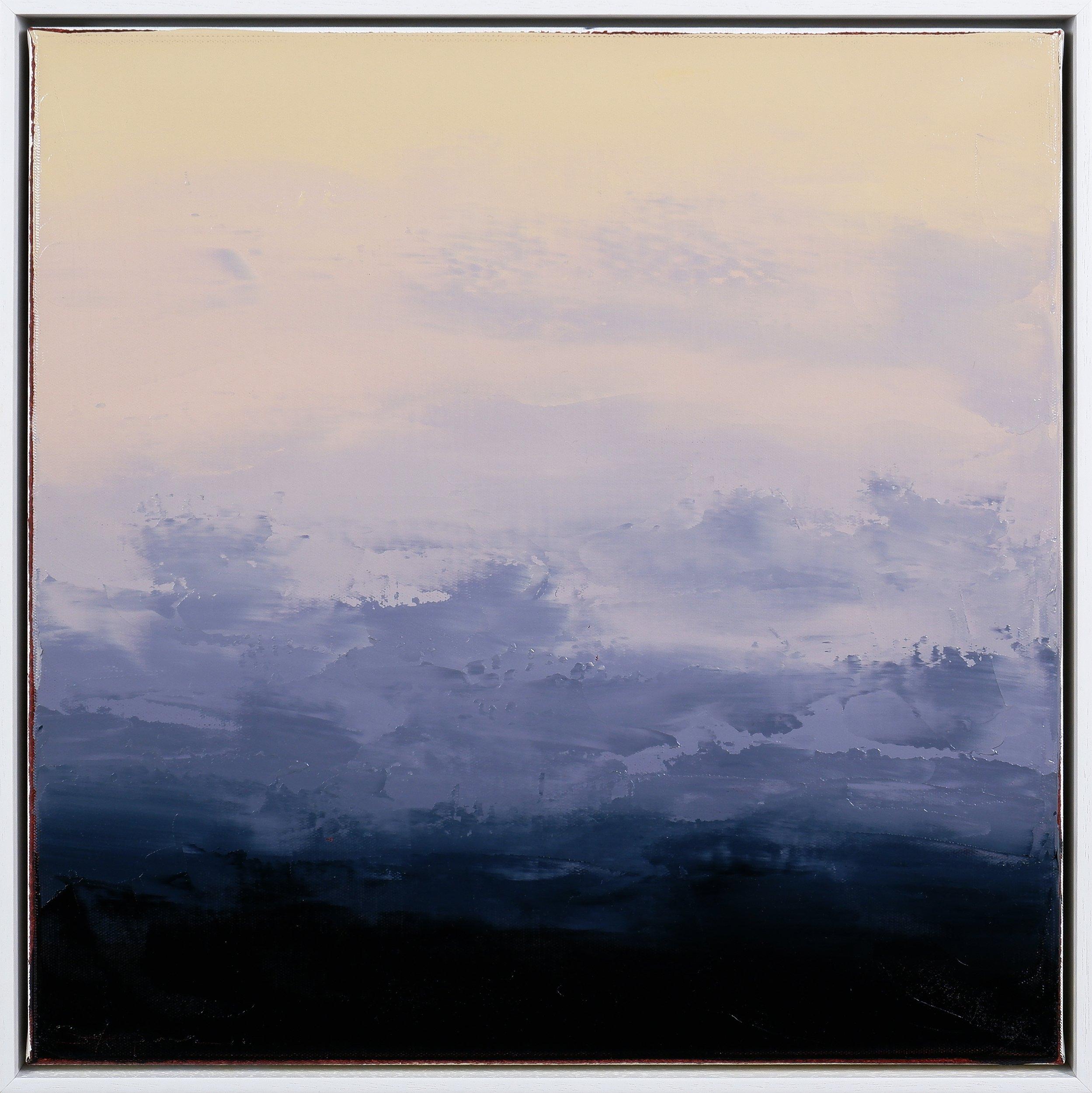 'Sokquon Tran (born 1969), Highlands Landscape II, Oil on Landscape'