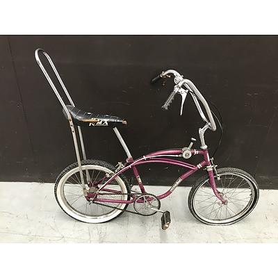 Myer Speed Vintage Kids Pedal Chopper