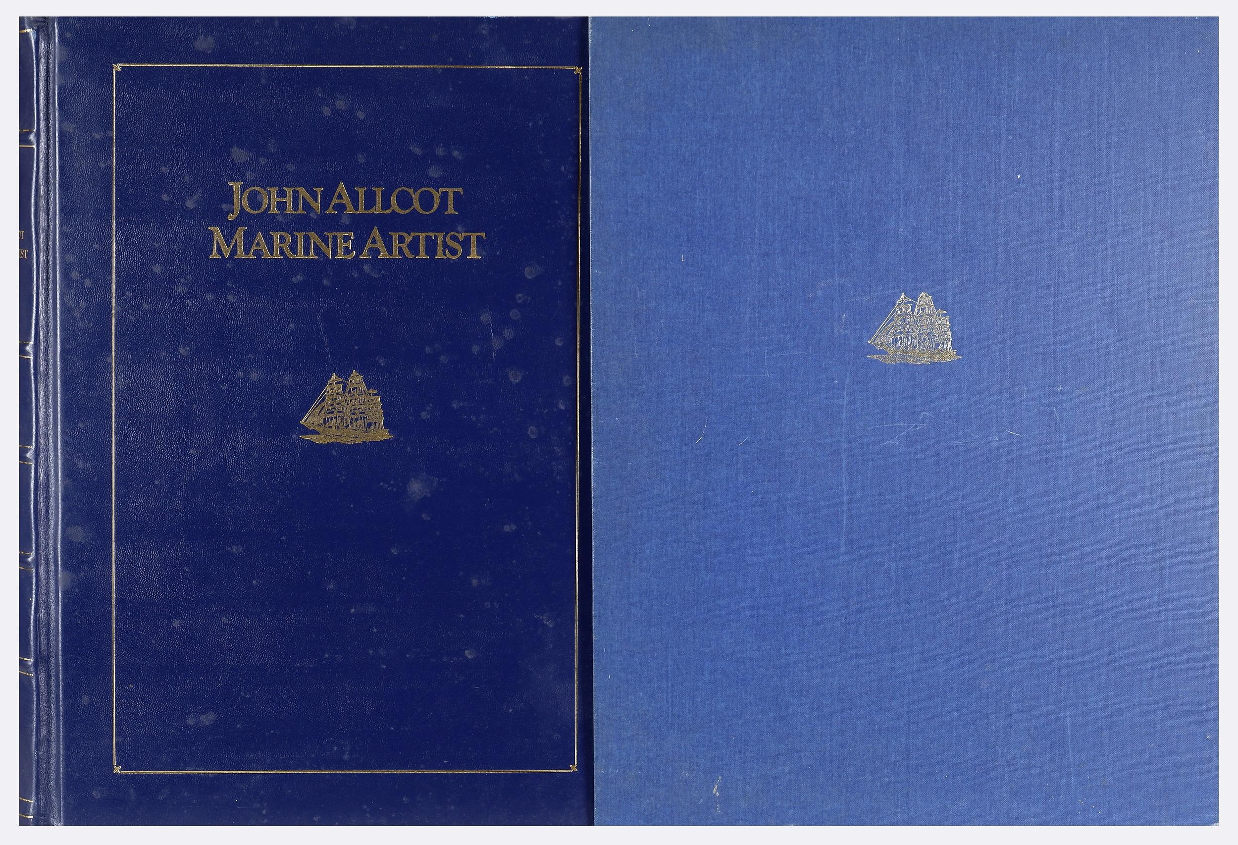 'John Alcott Marine Artist, Macarthur Press, Sydney 1978 '