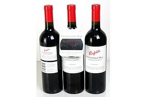 Penfolds Koonunga Hill 2001 Cabernet Merlot - Lot of Three Bottles (3)