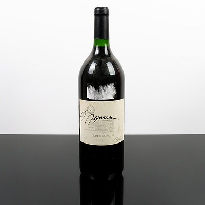 Limited Release 2001 Bethany Wines Magnum, 1.5L