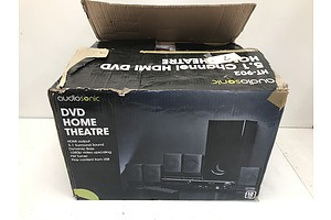 Audio Sonic DVD Home Theatre System