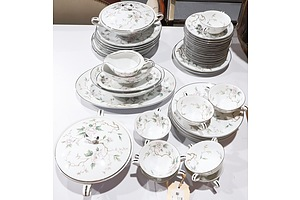 Extensive Noritake 45-Piece Dinner Service