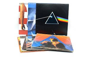 Ten Records, Including Pink Floyd, The Police, Billy Joel, Bruce Springsteen, Dolly Parton and More