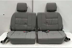 Landcruiser 100 Series 3rd Row Seating