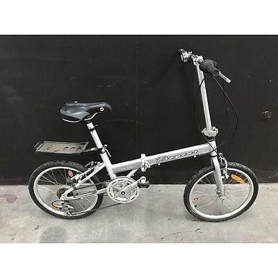 Pro Gear Cross Road Folding Bike