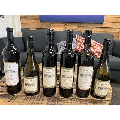 L24 - Mixed half dozen of Bunnamagoo Estate Wines