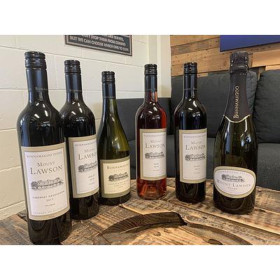 L25 - Mixed half dozen of Bunnamagoo Estate Wines