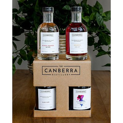 L62 - The Canberra Distillery Gin Cube
