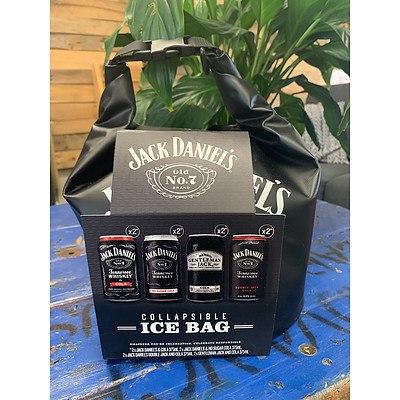 L78 - Jack Daniels Collapsible Ice bag